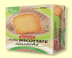 FETTE BISC.INTEGRALE WHOLEMEAL (MANGIAMI) - 16 X 315G - DRY B/C-8010121011610