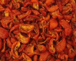 semidried tomato