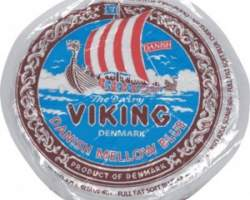 DANISH CHEESE BLUE MELLOW (VIKING) -  R.W. 1.8KG