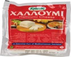HALLOUMI (CHRISTIS) COWS & SHEEPS MILK - 250GM  X 10 - ( RED PACK )