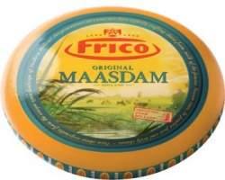 MAASDAM CHEESE (FRICO) -  R.W. 13KG