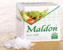 SEA SALT PURE (MALDON) -  12 x 240G