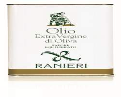 EXTRA VIRGIN OLIVE OIL (RANIERI) -..3 LITRE TIN