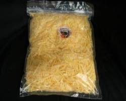 SHREDDED TASTY CHEESE  (BLACK JACK) -  2 KG