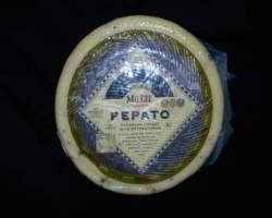 PECORINO PEPPATO CHEESE (MILLEL) -  R.W. 7KG