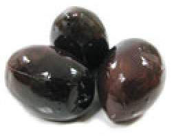 KALAMATA PITTED OLIVES (OLYMP) -  10KG TIN - CHILLED